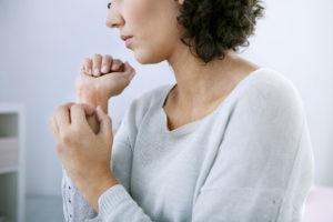 Rosacea, Eczema
