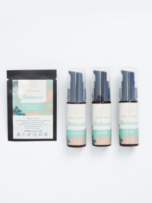 Indi Skin Balance Trial Pack