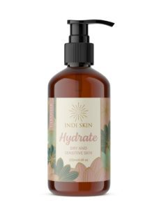 Hydrate Cleanser, Dry and Sensitive Skin Cleanser, Dry Skin Face Wash, Dry Skin Cleanser, Sensitive Skin Cleanser