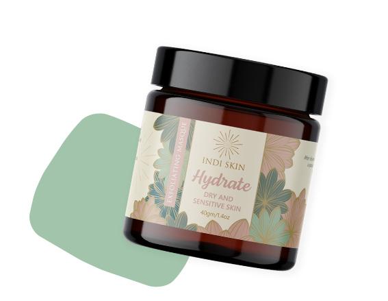 Indi Skin Hydrate Masque